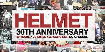 HELMET 30th Anniversary Tour