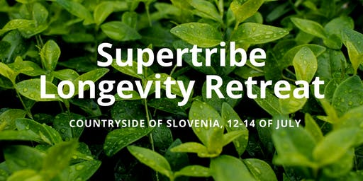 Supertribe Longevity Retreat