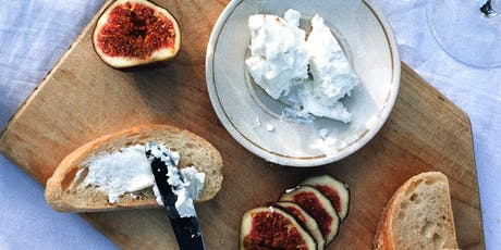 Vegetarian Ricotta Making Workshop with Chef Rosa Mariotti tickets