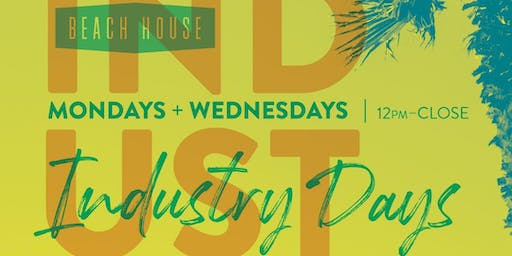 Industry Days at Beach House