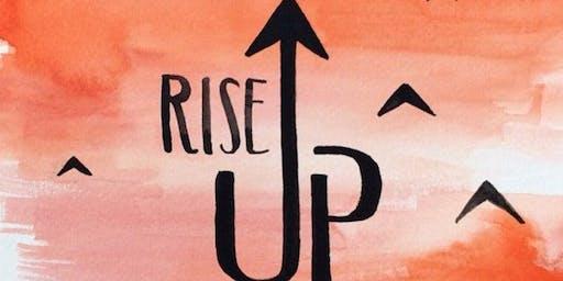 August Leadership Rise Up Training