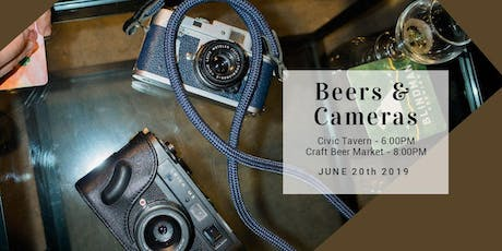 Beers & Cameras YYC - June 20th tickets