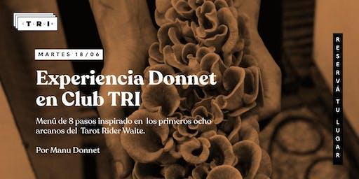 Experiencia Donnet en Club TRI