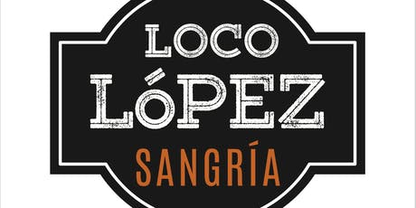 Loco López Sangria Eat, Sip & Paint tickets