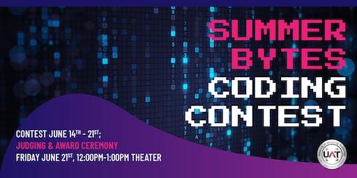 Summer Bytes Coding Contest