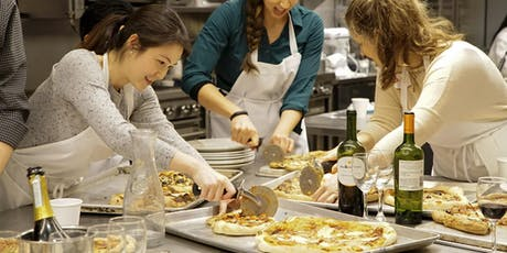 Couples: Pizza & Wine Bar tickets
