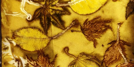 Eco Print your Scottish leaves week end tickets