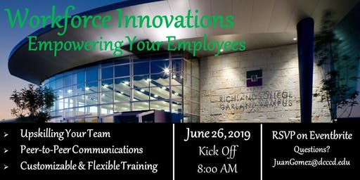 Workforce Innovations -  Empowering Your Employees