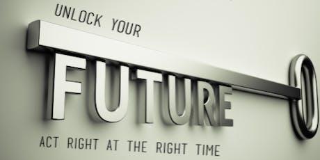 """UNLOCK YOUR FUTURE"" Johnson County RTN Reverse Job Fair "" (Employers) tickets"