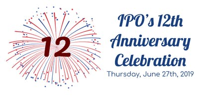 IPO's 12th Anniversary Celebration