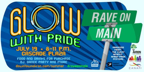 Rave on Main - Glow with Pride tickets
