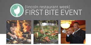 2019 Lincoln Restaurant Week's First Bite Event