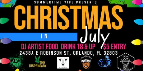 Christmas In July  tickets