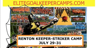 Renton Striker Keeper Camps