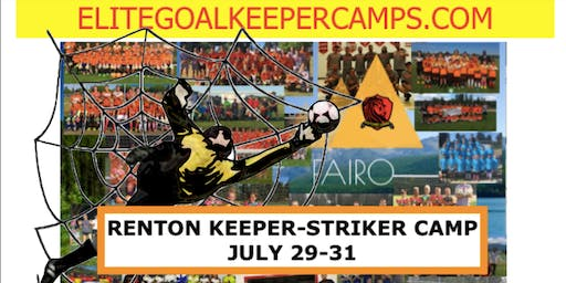 Renton Striker Keeper Camps