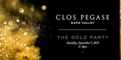 The Gold Party at Clos Pegase