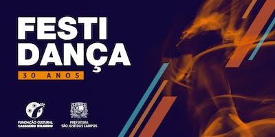 FESTIDANÇA - MOSTRA COMPETITIVA - BALLET CLÁSSICO DE REPERTÓRIO / DANÇAS POPULARES