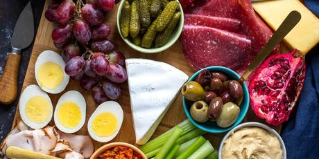PAIRING WINE WITH A CHARCUTERIE BOARD tickets