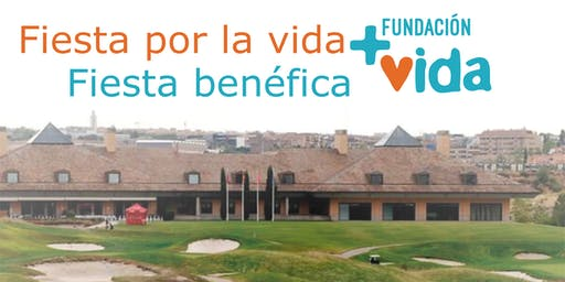 Fiesta benéfica Fundación +Vida