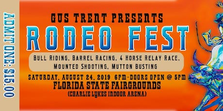 """""""RODEO FEST 2019"""" tickets"""