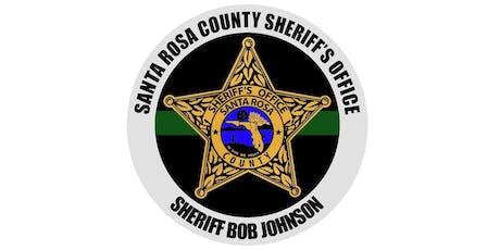 Santa Rosa Sheriff's Office - HR-218 tickets