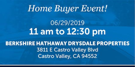 Home Buyer Event! tickets