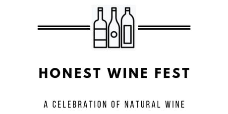 Honest Wine Fest tickets