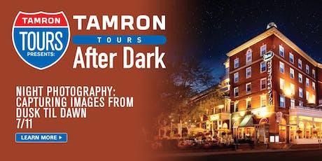 Hunt's & Tamron Photo Walk: Northampton at Night tickets