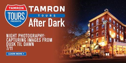 Hunt's & Tamron Photo Walk: Northampton at Night