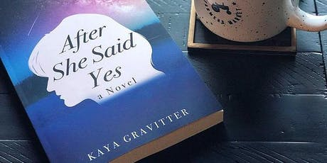 Author Kaya Gravitter Book Signing, Reading, and Q&A tickets