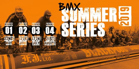 Blackpool BMX Club 2019 Summer Race Series 17th July 2019 Round 3 tickets