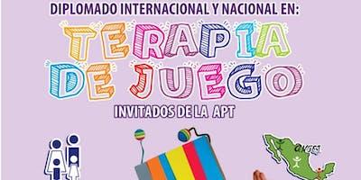 DIPLOMADO INTERNACIONAL EN TERAPIA D EJUEGO