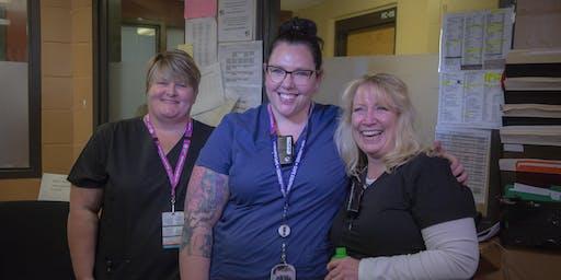 Correctional Health Services Recruitment Job Fair