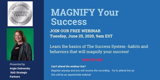 MAGNIFY Your Success