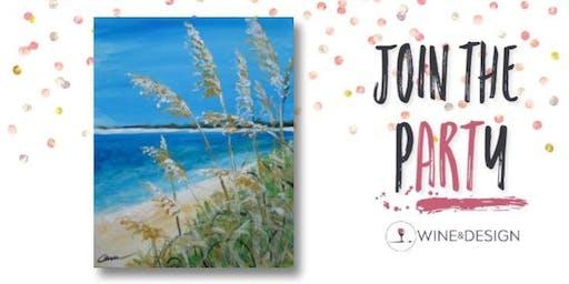 Sip + Paint | Sea Oats
