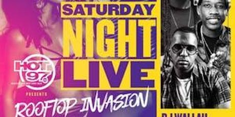 Saturday Night Live Rooftop @ 760 Rooftop tickets