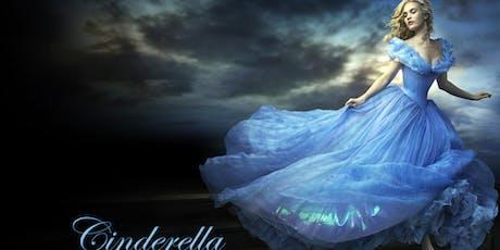 Disneys Cinderella (2015) tickets