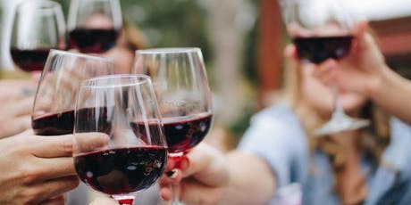 Grapes and Gourmet: Wine, Beer, and Food Tasting Fundraiser tickets