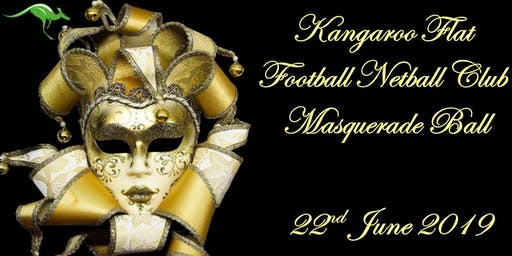 Kangaroo Flat FNC Masquerade Ball