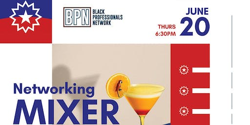 Juneteenth Networking Mixer | Black Professionals Network