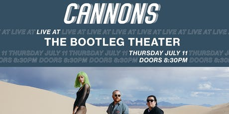 Cannons album release show tickets