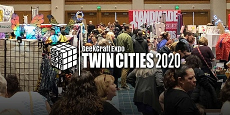 GeekCraft Expo TWIN CITIES 2020 tickets