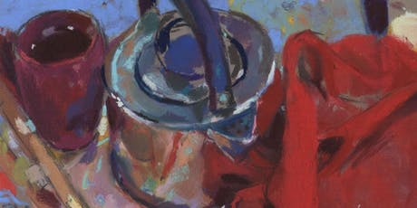 Summer Pastel Class - 6 weeks - Tuesday mornings tickets