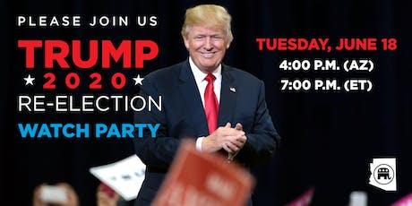 Trump 2020 Re-Election Watch Party (RPAZ Phoenix Headquarters) tickets