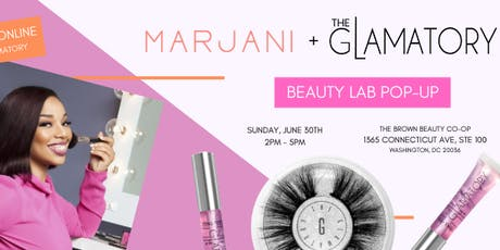 The Glamatory Beauty Lab Pop Up  tickets