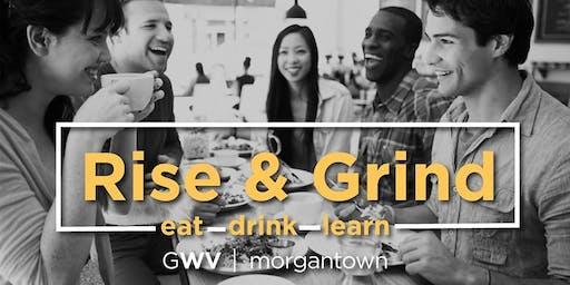 June Rise & Grind - Leadership Mon Info Session