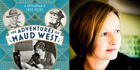 THE ADVENTURES OF MAUD WEST, LADY DETECTIVE - SUSANNAH STAPLETON tickets