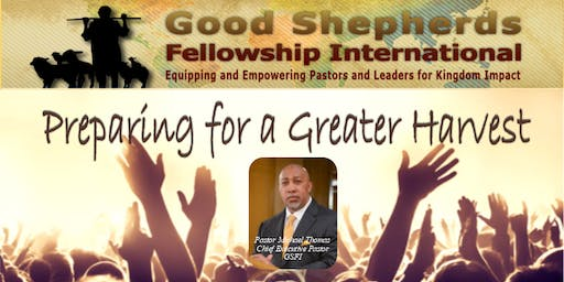Good Shepherds Fellowship Baltimore Regional Conference 2019