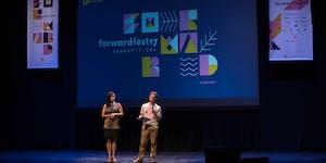 Forward Festival Startup Showcase and Reception