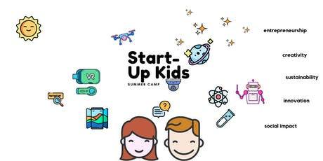 Start-Up Kids Summer Camp | Week 2 - Grades 4-5 tickets